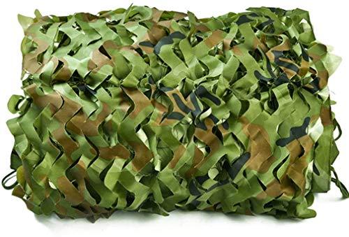 MVNZXL Red de Camuflaje de Red de Camuflaje Militar, Cubierta de Sombra de Caza de Tela Oxford para Caza de Sombra jardín Coche Arena ejército fotografía Patio terraza