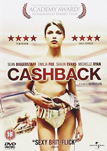 Cashback [Reino Unido] [DVD]