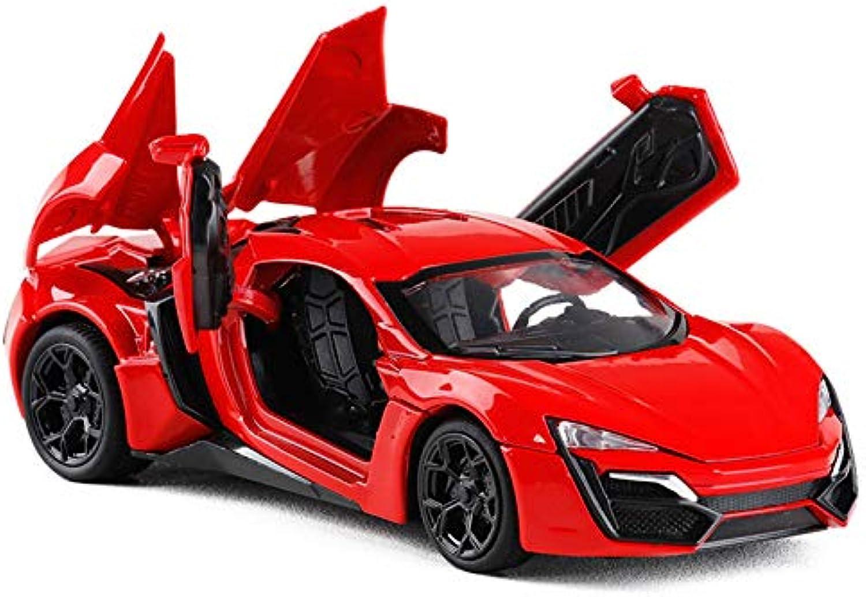 Tianluo Auto Giocattolo per Bambini modellolo di Veicoli Giocattolo in Lega Pull Back