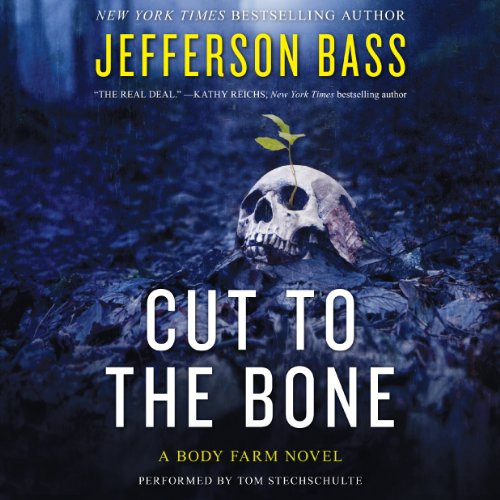 Cut to the Bone audiobook cover art