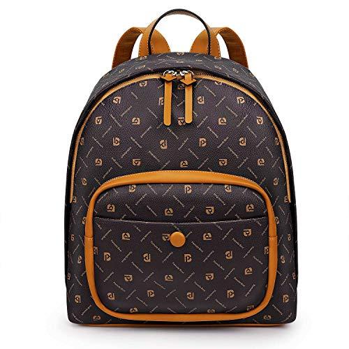Pomelo Best Rucksack Damen Handtasche Frauen Canvas Reiserucksack