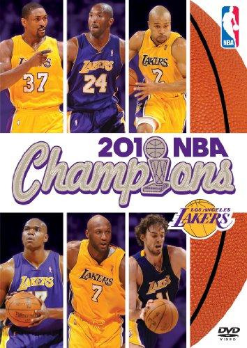 NBA Champions 2009-2010 Los Angeles Lakers [Reino Unido] [DVD]