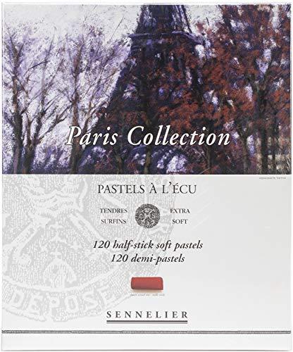 Sennelier Pastels Soft Half ST 120/PKG, Parigi, taglia unica
