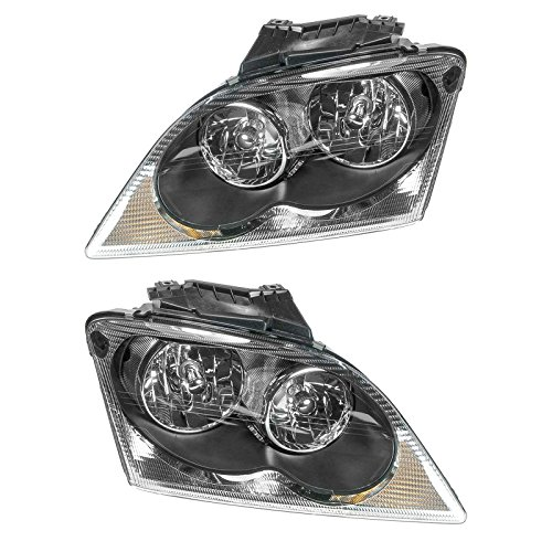 chrysler pacifica headlights - 6