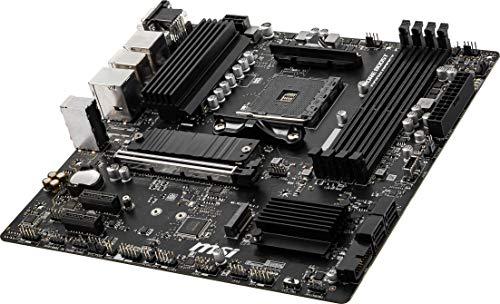 MATX - Socket AM4 - AMD B550-4 x DDR4-1 x PCI Express 3.0 16x