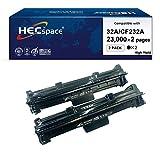 32A CF232A tambor HECspace compatible con cartucho de tóner HP 94A CF294A CF232A unidad de tambor, HP LASERJET PRO M118DW MFP M148DW 148FDW M149FDW Unidad de tambor de impresora láser