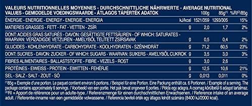 Barilla Hartweizen Pasta Maccheroni n. 44 – 8er Pack (8x500g) - 7