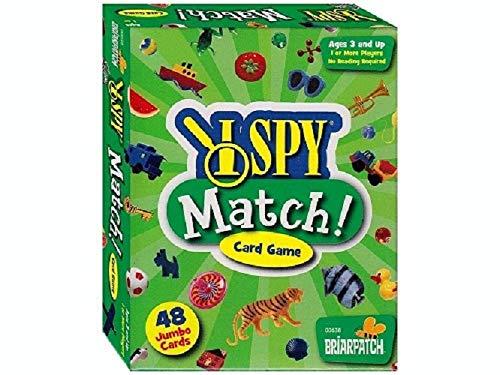 I SPY Snap Card Game
