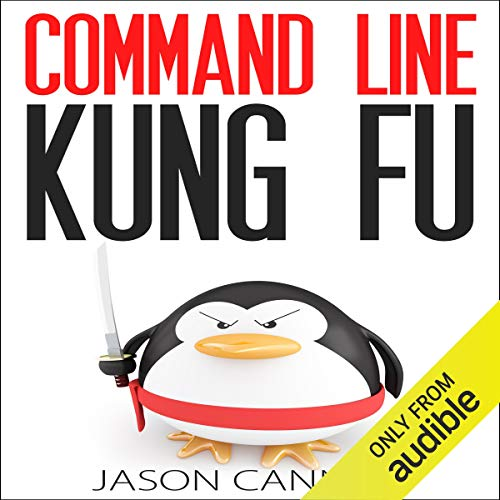 Command Line Kung Fu  By  cover art