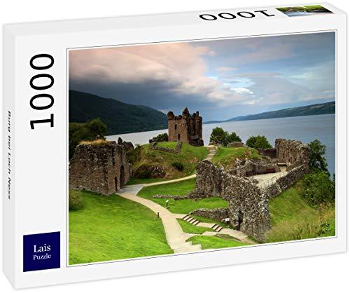 Lais Puzzle Castello Vicino a Loch Ness 1000 Pezzi