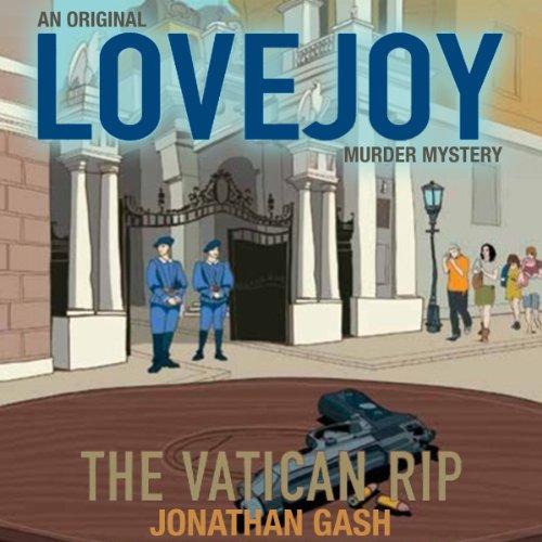 The Vatican Rip audiobook cover art