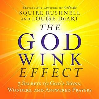 Page de couverture de The Godwink Effect