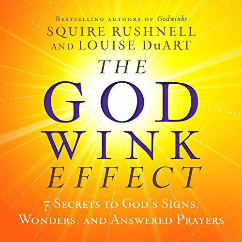 The Godwink Effect audiobook cover art