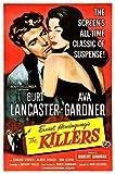 The Killers Movie Poster Masterprint (27,94 x 43,18 cm)