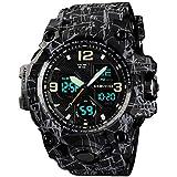 Mens Military Digital Watches 50M Waterproof...