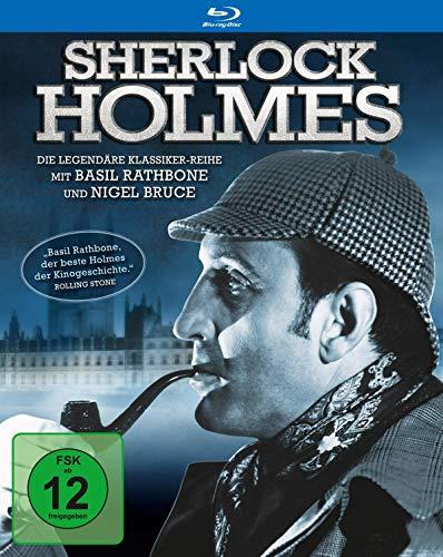 Sherlock Holmes Edition (Keepcase) [Blu-ray]
