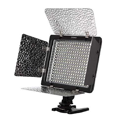 YONGNUO YN300 LED-paneel (300) x continu licht 5600K met infrarood afstandsbediening