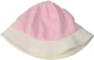 LYDIAMOON Niño Sombrero para El Sol Costura De Color Algodón Transpirable Anti-UV Pescador Fino Y Liviano para Niña Niño