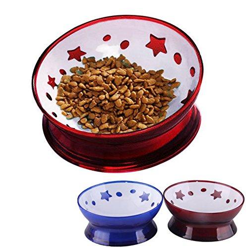 iikuru 犬 食器 スタンド 犬用 フード ボウル いぬ 食事 皿 ペット 猫 餌入れ 猫用 水入れ ペット用 ねこ ...