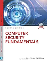 Computer Security Fundamentals, 4th Edition Front Cover