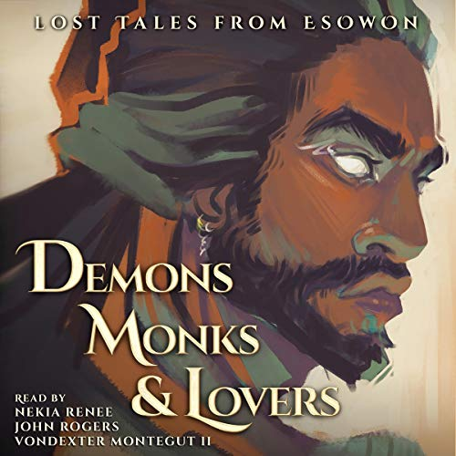 Demons, Monks, and Lovers  By  cover art