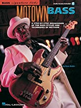 Motown Bass (Bass Signature Licks)