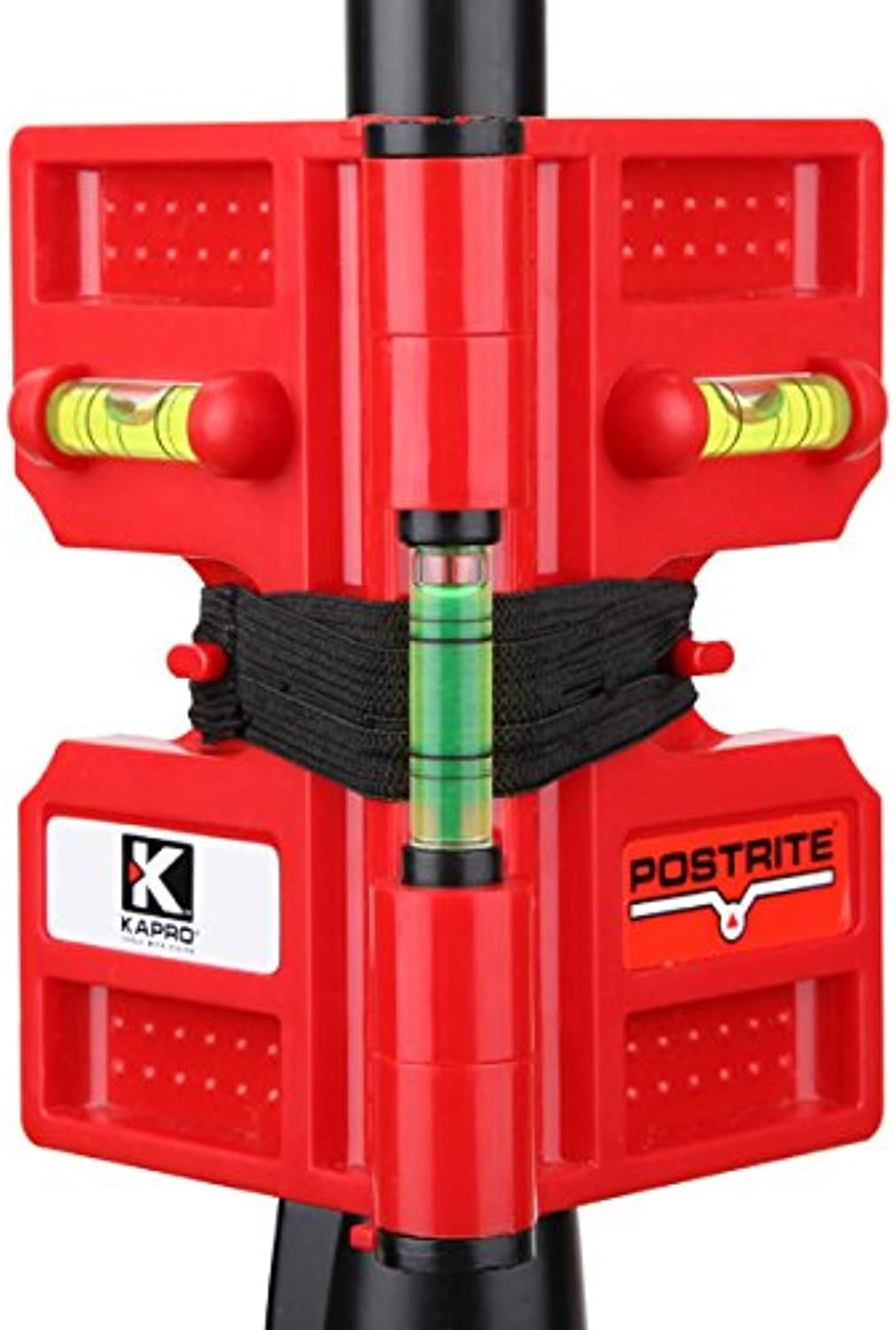 HITSAN KAPRO Spirit Level Collapsible Magnetic greenical & Horizontal Angle Leveling One Piece