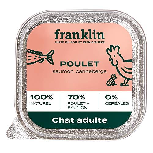 Franklin - Pâtées...