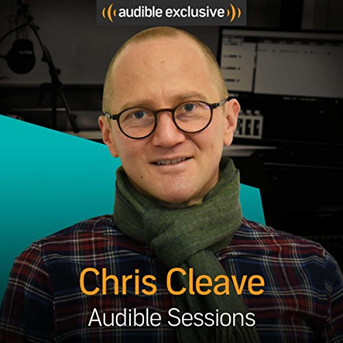 FREE: Audible Interview with Chris Cleave Titelbild