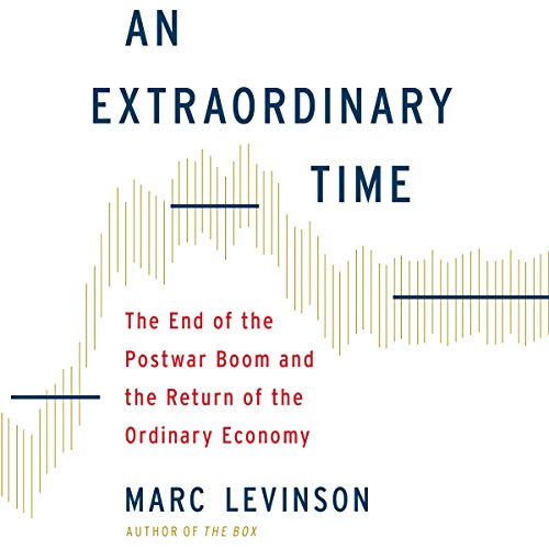 An Extraordinary Time audiobook cover art