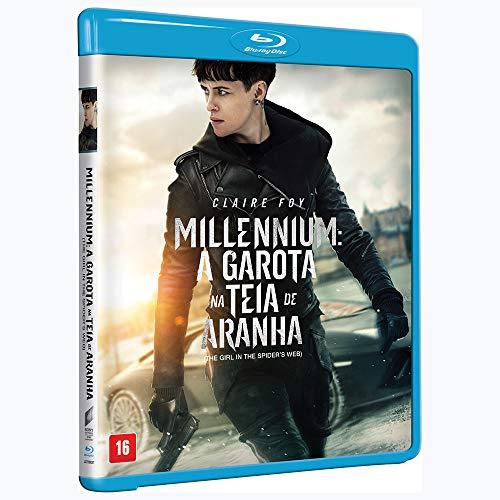Millenium A Garota Na Teia De Aranha (Bd)
