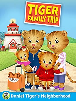 Daniel Tiger s Neighborhood  Tiger Family Trip