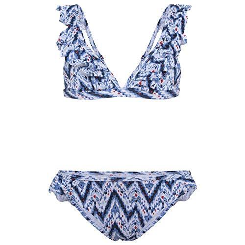 Pepe Jeans - Bikini PGB10318 Ikat Bikini 0AA Multi - Ropa DE BAÑO para NIÑA (10 AÑOS)