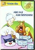 Las Aventuras De Silvestre Y Piolin - Aqui Hay Algo Sospechoso [DVD]