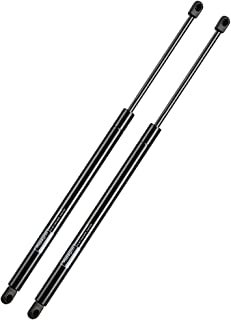 Vepagoo 4369 Rear Glass Window Lift Support Shocks Struts Rods Compatible for 2001-2007 Ford Escape, 2005-2007 Mercury Mariner Gas Springs Supports (Set of 2)