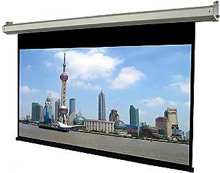 شاشة عرض كهرباء تعمل بريموت سلكي وأخر لاسلكي 300X300 سم