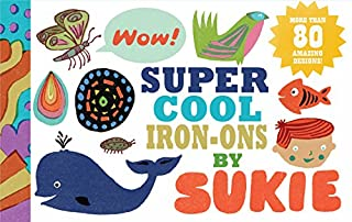 Super Cool Iron-ons by Sukie (1452103046) | Amazon price tracker / tracking, Amazon price history charts, Amazon price watches, Amazon price drop alerts