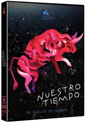 Nuestro Tiempo Spanish DVD - Starring Carlos Reygadas, Natalia López, (2018 Spanish Film)
