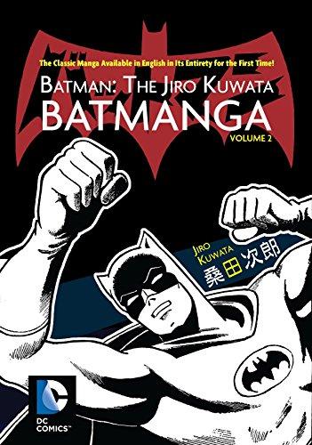 Batman: The Jiro Kuwata Batmanga Vol. 2 (English Edition)