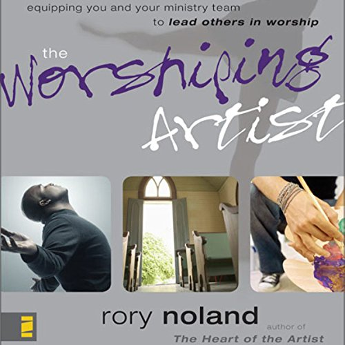 The Worshiping Artist cover art