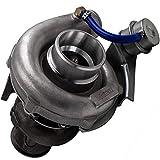 Z.L.FFLZ Turbocompresseur Turbocompresseur for N-i-s-s-a-n Safari Patrol GQ GU Y60 TD42 4.2L TB42 Turbo T3T4 Bride for 4 ou 6 CYL, 2.5L- 3.5L Moteurs