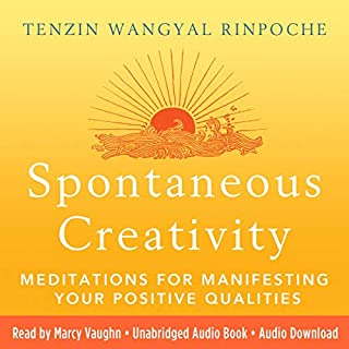 Spontaneous Creativity audiobook cover art