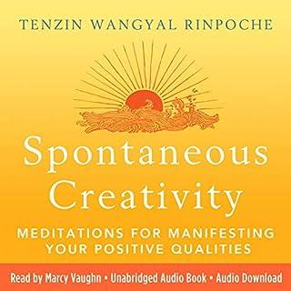 Spontaneous Creativity audiobook cover art