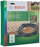 Bosch Home and Garden F016800482 Rallonge de Flexible pour Nettoyeur Haute-Pression, Noir, 6 m