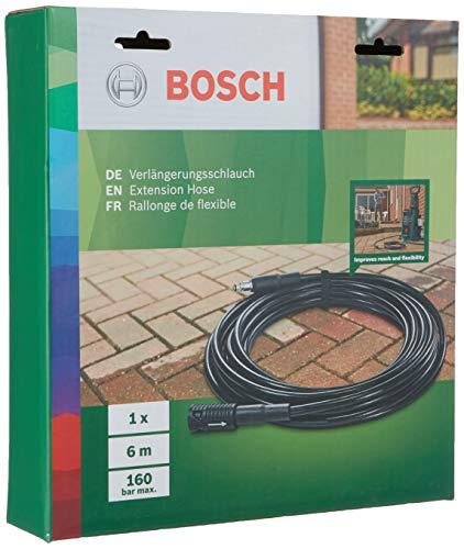 Bosch - Extensión de manguera 6 m para hidrolimpiadoras (160 bar)