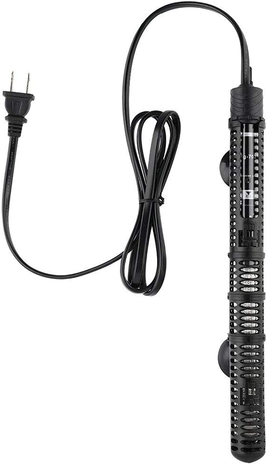 Hygger Submersible Aquarium Heater 100W, Fish Tank Water Heater Thermostat