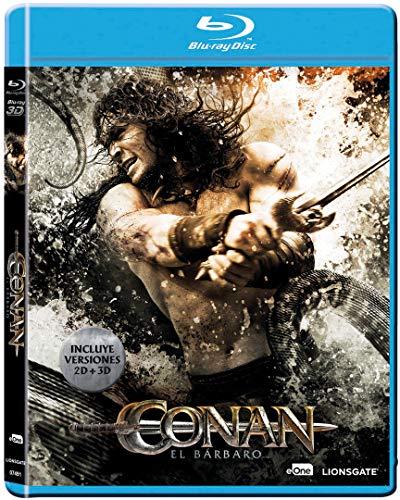 Conan, El Barbaro (Remake