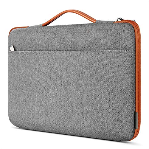 "Inateck 14 Zoll Stoßfestes Laptop Tasche Hülle Wasserdicht Notebook Sleeve Case Schutzhülle Kompatibel mit 15 Zoll MacBook Pro 2016-2019,14"" HP Stream 14/2017 ThinkPad X1 Yoga/14 ThinkPad A475"