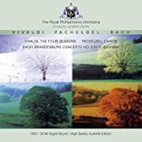 Four Seasons / Brandenburg Concerto 3