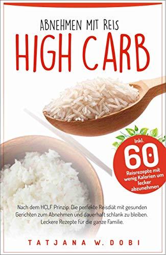 Diät von weißem Reis, um Gewicht zu verlieren
